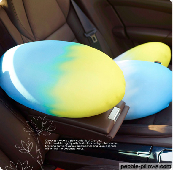 Creative Foam Egg Pillows Home traditional-bed-pillows