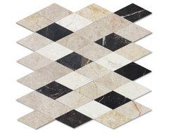 Corus stone mosaic contemporary-home-decor