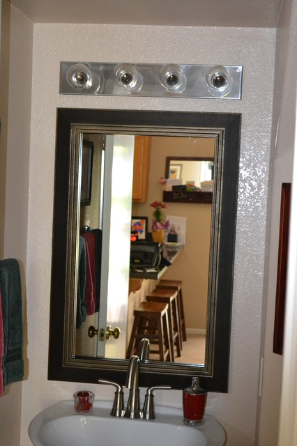 Frames for Existing Mirrors traditional