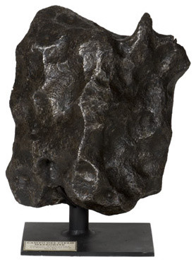 Meteorite, Campo Del Cielo eclectic-decorative-objects-and-figurines