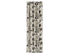 Augustine Neutral 54x108 Curtain Panel contemporary curtains