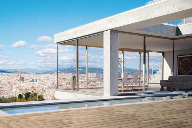 UNILUX contemporary-windows