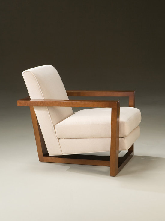 Thayer Coggin - Roger Lounge Chair from Thayer Coggin - Thayer Coggin Inc.