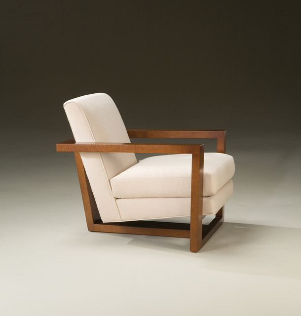 Roger Lounge Chair from Thayer Coggin contemporary-armchairs-and-accent-chairs