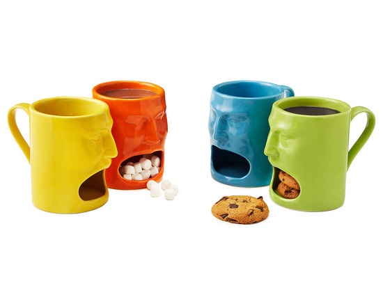 Warm or Cool Face Mugs -