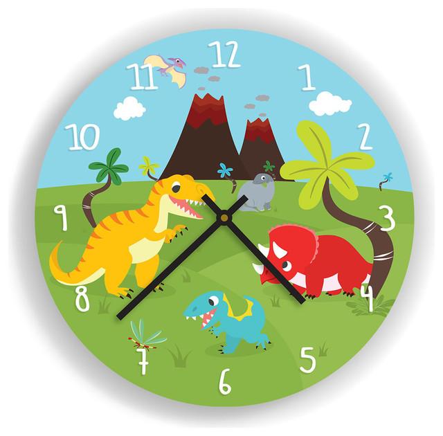 Wall Clock For Kids Room : ... Wall Clock for Kids Room, 11