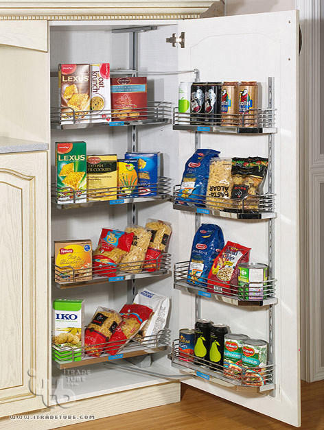 Food Storage Traditional Other Metro By Itb Kitchen