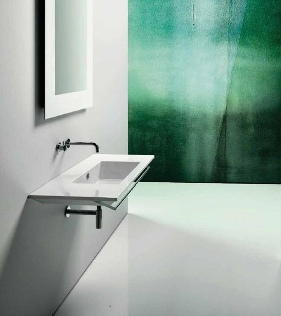 Slimline Sinks Bathrooms : All Products / Bath / Bathroom Sinks