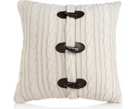 Nate Berkus™ Knitted Decorative Pillow -