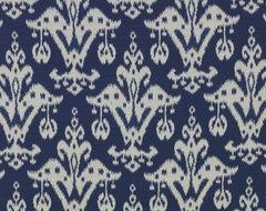 Befuddle 2 Fabric, Navy traditional-fabric