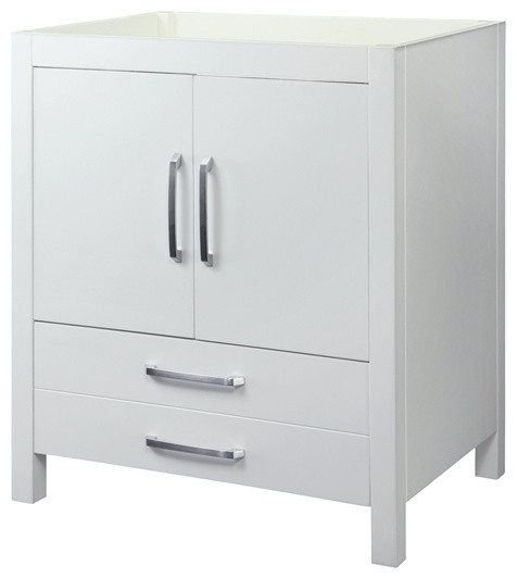 Decolav Cameron without Countertop contemporary-bathroom-vanities-and-sink-consoles