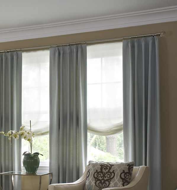 Drapery Hardware curtain-rods