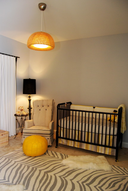 Modern Vintage Nursery traditional kids