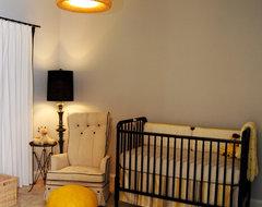 Modern Vintage Nursery traditional-nursery
