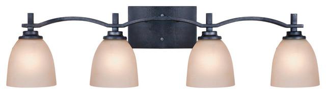 Hampden 4 Light Vanity contemporary-bathroom-vanity-lighting