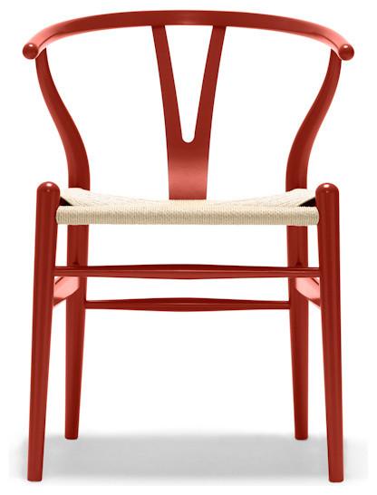 Wegner Wishbone Chair midcentury-dining-chairs