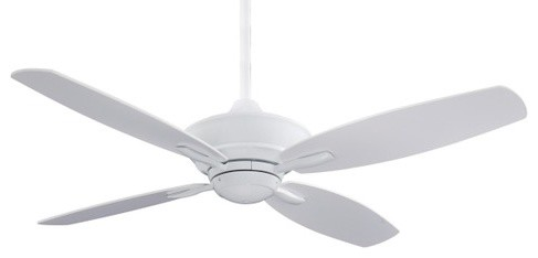 """52"""" New Era 4 Blade Ceiling Fan with Remote modern-ceiling-fans"""