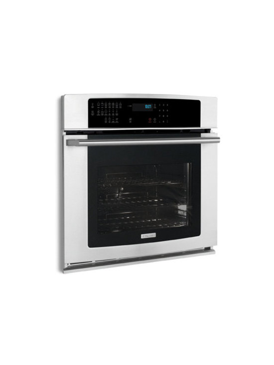 """30"""" Electric Single Wall Oven with IQ-Touch Controls by Electrolux - Sure-2-Fit Capacity"""