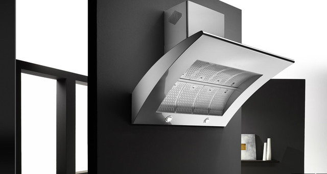 Airone-Kitchen Hoods modern-range-hoods-and-vents