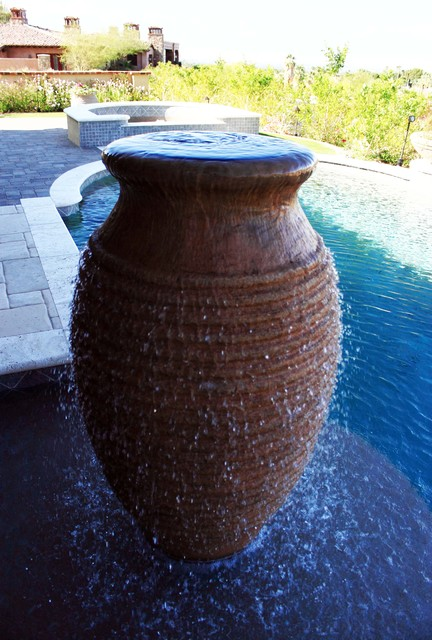 D- Jarrah fountain mediterranean-outdoor-products