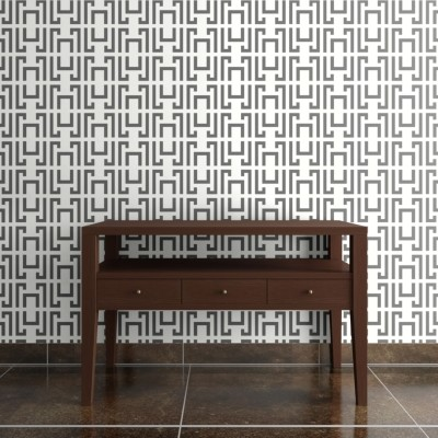 Camden Wallpaper by Jeff Lewis Design modern-wallpaper