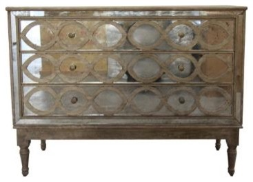 Ogee Commode traditional-accent-chests-and-cabinets