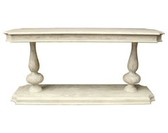 Cleo Console Table traditional-buffets-and-sideboards