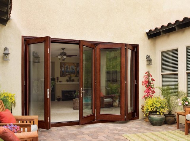 Bifold Doors Contemporary Exterior Tampa By Us