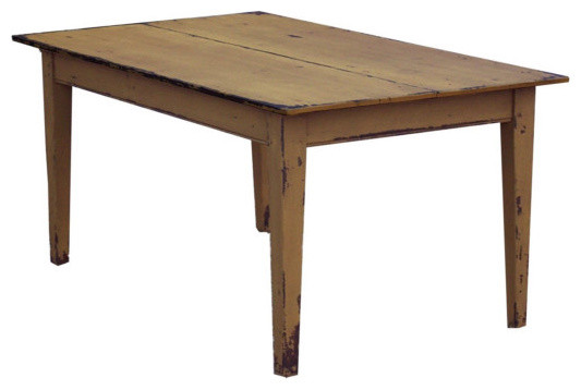 Table By Joseph Spinale Primitive Furniture Traditional Dining Tables