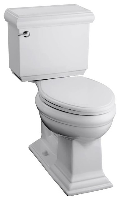 Kohler Memoirs® 2-Piece Elongated Toilet traditional toilets