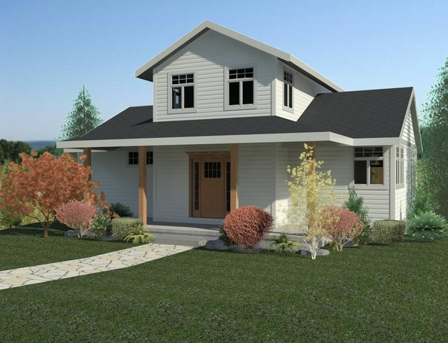 Two story farm house farmhouse exterior other metro for 2 story farmhouse
