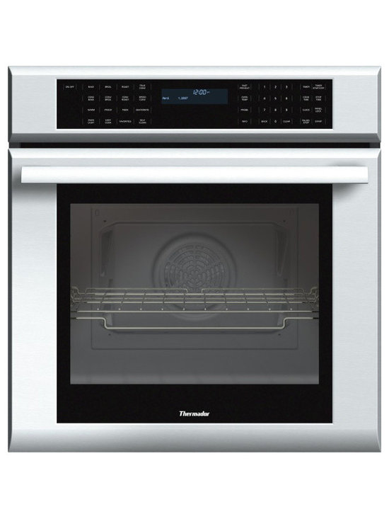 "Thermador 27"" Masterpiece Series Single Electric Wall Oven, Stainless 