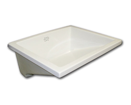 Rectangle Slide Sink - YD-79-100 Medium Slide Sink