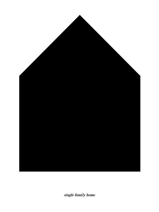 Single Family Home Printable File -