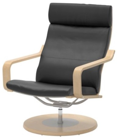 Po 196 ng swivel chair modern office chairs by ikea
