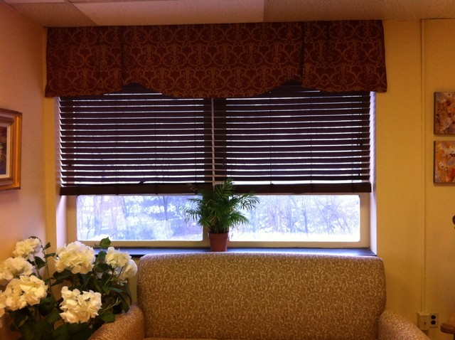 Commercial and Hospitality window-blinds