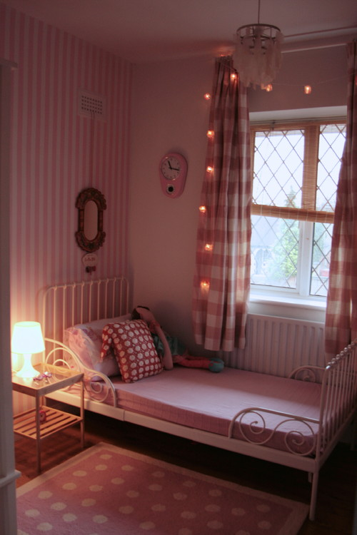New Bedroom For A 6 Year Old Girl