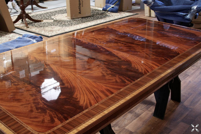 Dining Table With Leaves High End Dining Table Luxury Dining Table ...