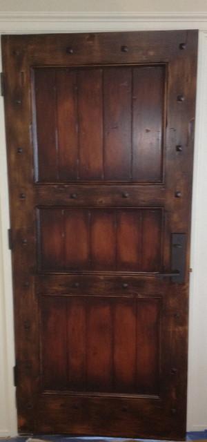 Wood Work mediterranean