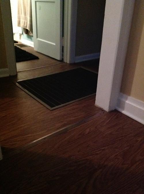 Floor Air Return Vent