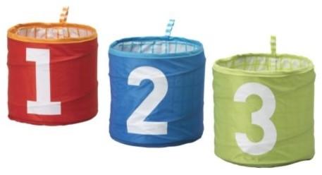 KUSINER Storage basket modern-toy-organizers
