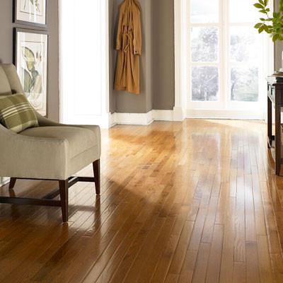 Mullican Flooring contemporary-hardwood-flooring