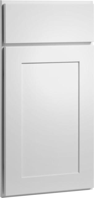 Rockford Door Painted White Finish CliqStudioscom