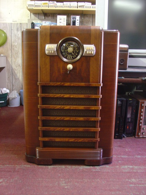 Antique Radio Cabinets Restoration/Refinishing - Traditional - new york - by Al Fortunato ...