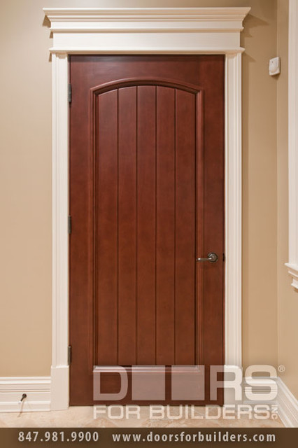 Solid wood entry doors doors for builders inc for Mediterranean interior doors