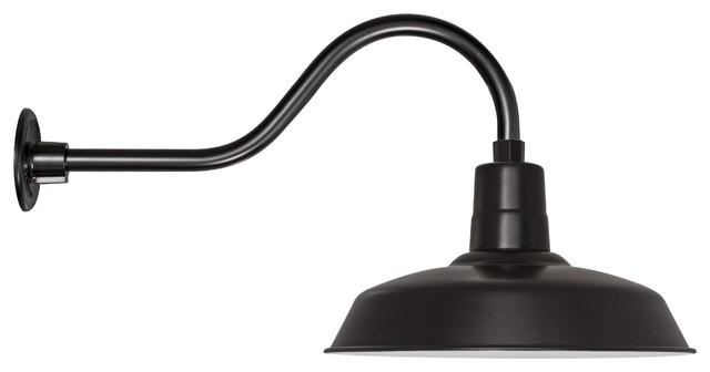 The Original™ Warehouse Gooseneck Light  lighting