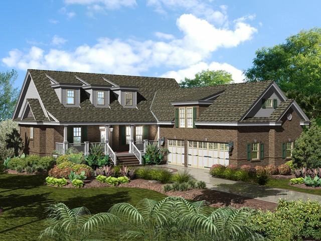 CRG Custom Home Designs traditional