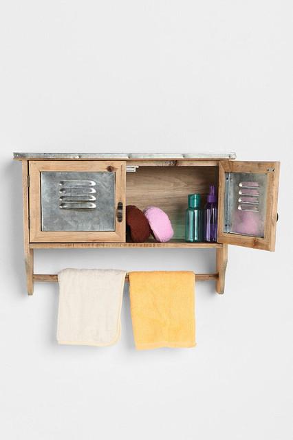 Reclaimed wood towel shelf for bathroom  Wooden Shelves Bathroom Diy rustic bathroom  shelf idea Barn. Wood Bathroom Shelf