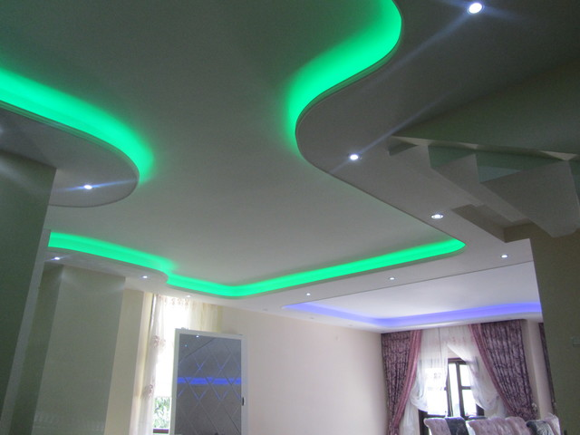 Led Crown Moulding Modern Lighting Other Metro By