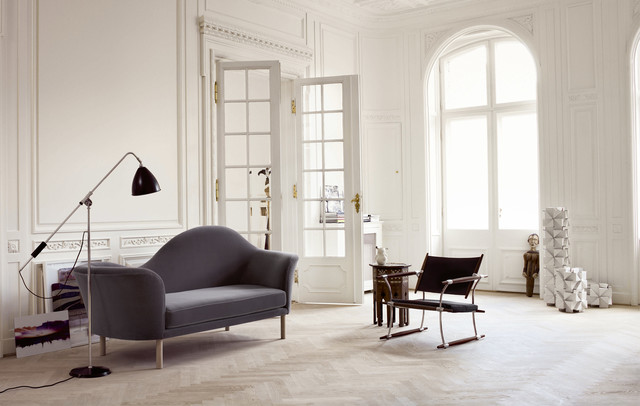 Grand Piano Sofa by Gubi modern